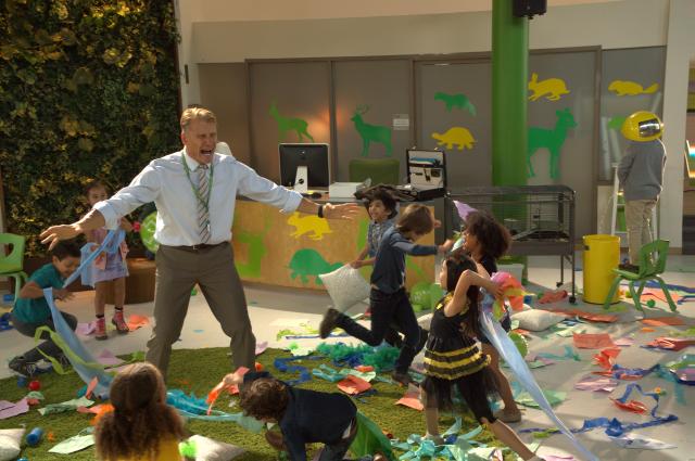 Kindergarten Cop 2 Images Pit Dolph Lundgren Against Kids ...