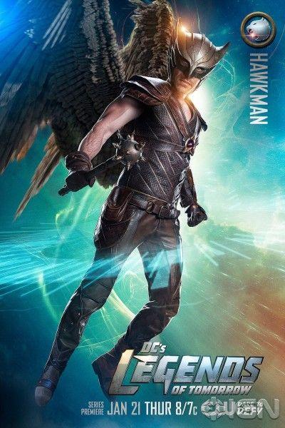 legends-of-tomorrow-hawkman-poster