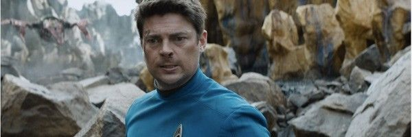 Karl Urban on Star Trek Beyond, Spock & Bones' Relationship | Collider