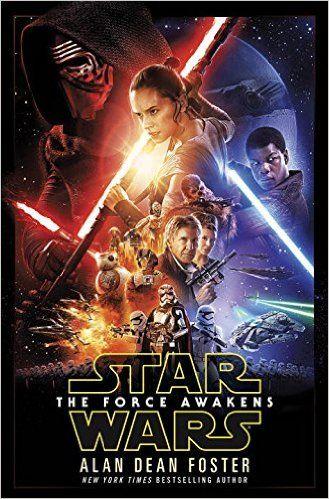 звездные войны-The-сила пробуждается-роман-алан-декан-Фостер