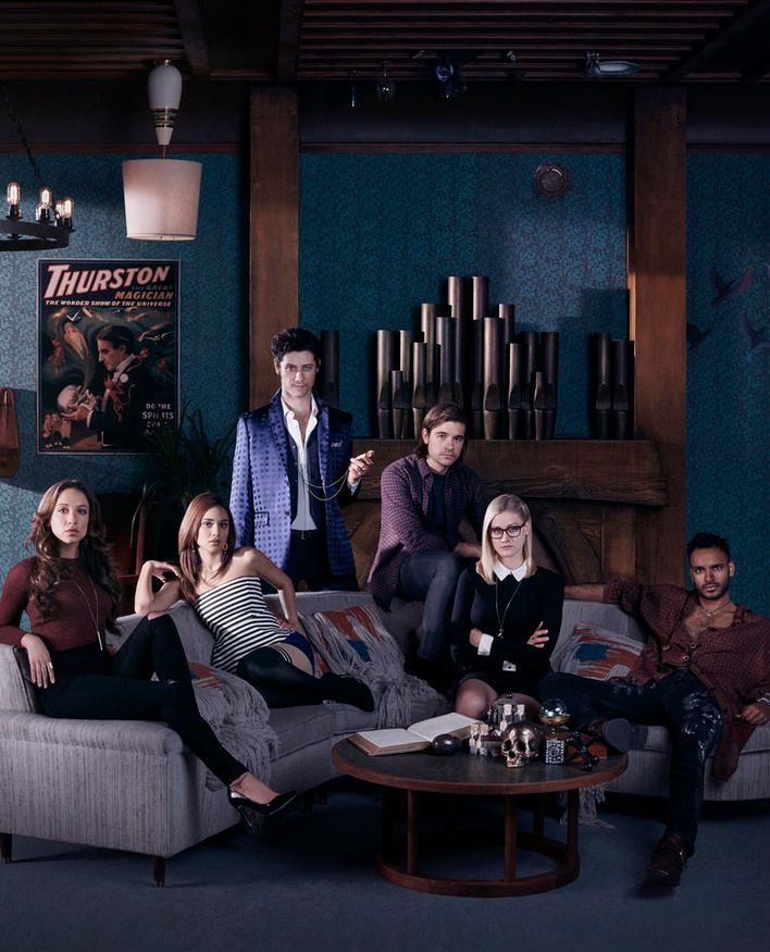 the magicians series could run for six seasons collider. Black Bedroom Furniture Sets. Home Design Ideas