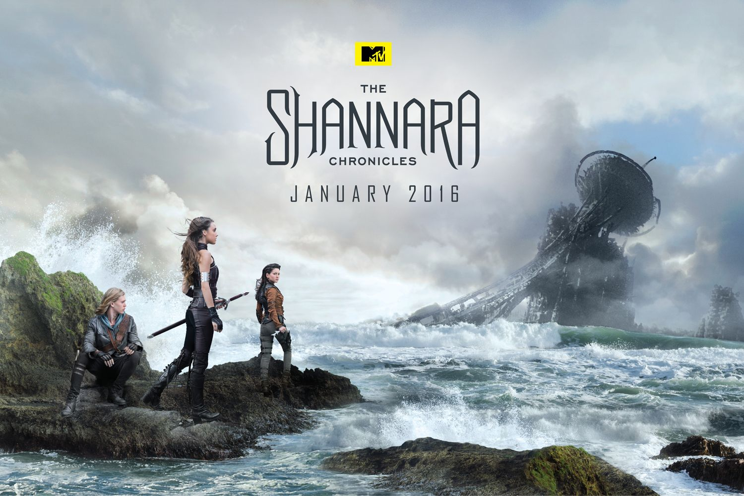The Shannara Chronicles Review: MTV\'s Fantasy Delivers | Collider