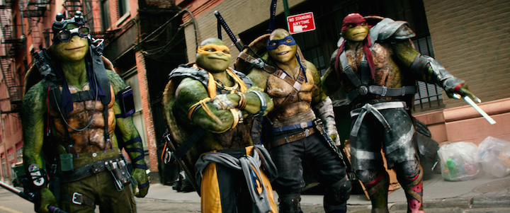 Teenage Mutant Ninja Turtles 2 Cast