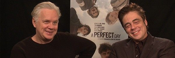 benicio-del-toro-tim-robbins-a-perfect-day-interview-slice