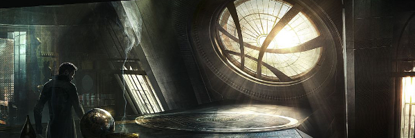 Doctor Strange Movie Art Reveals the Sanctum Sanctorum  Collider