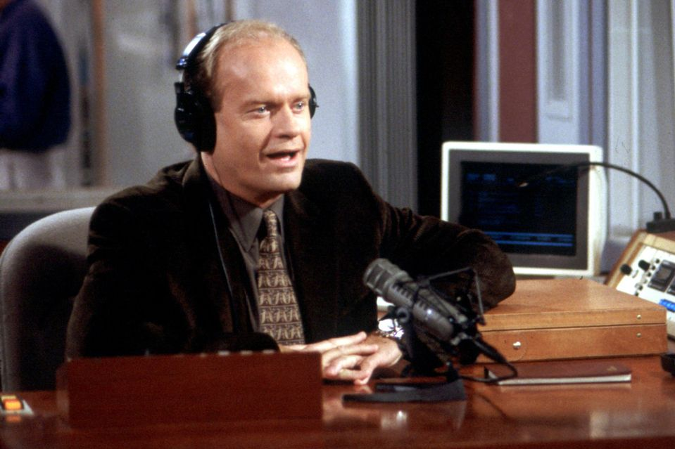 'Frasier' reboot may be in the works with Kelsey Grammer