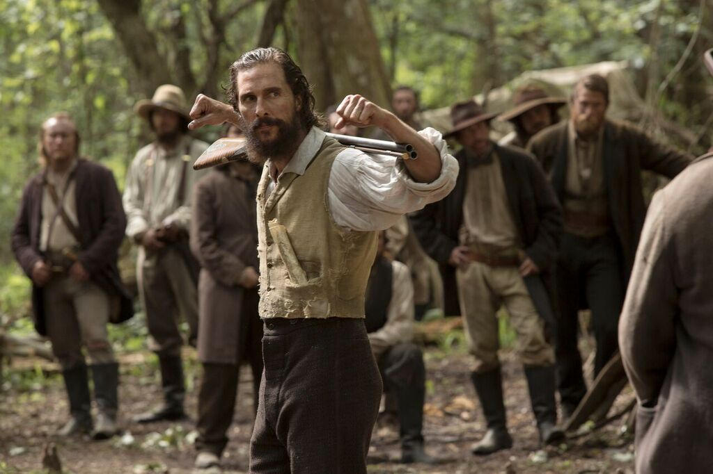 Watch Matthew McConaughey lead a resistance in 'Free State of Jones'