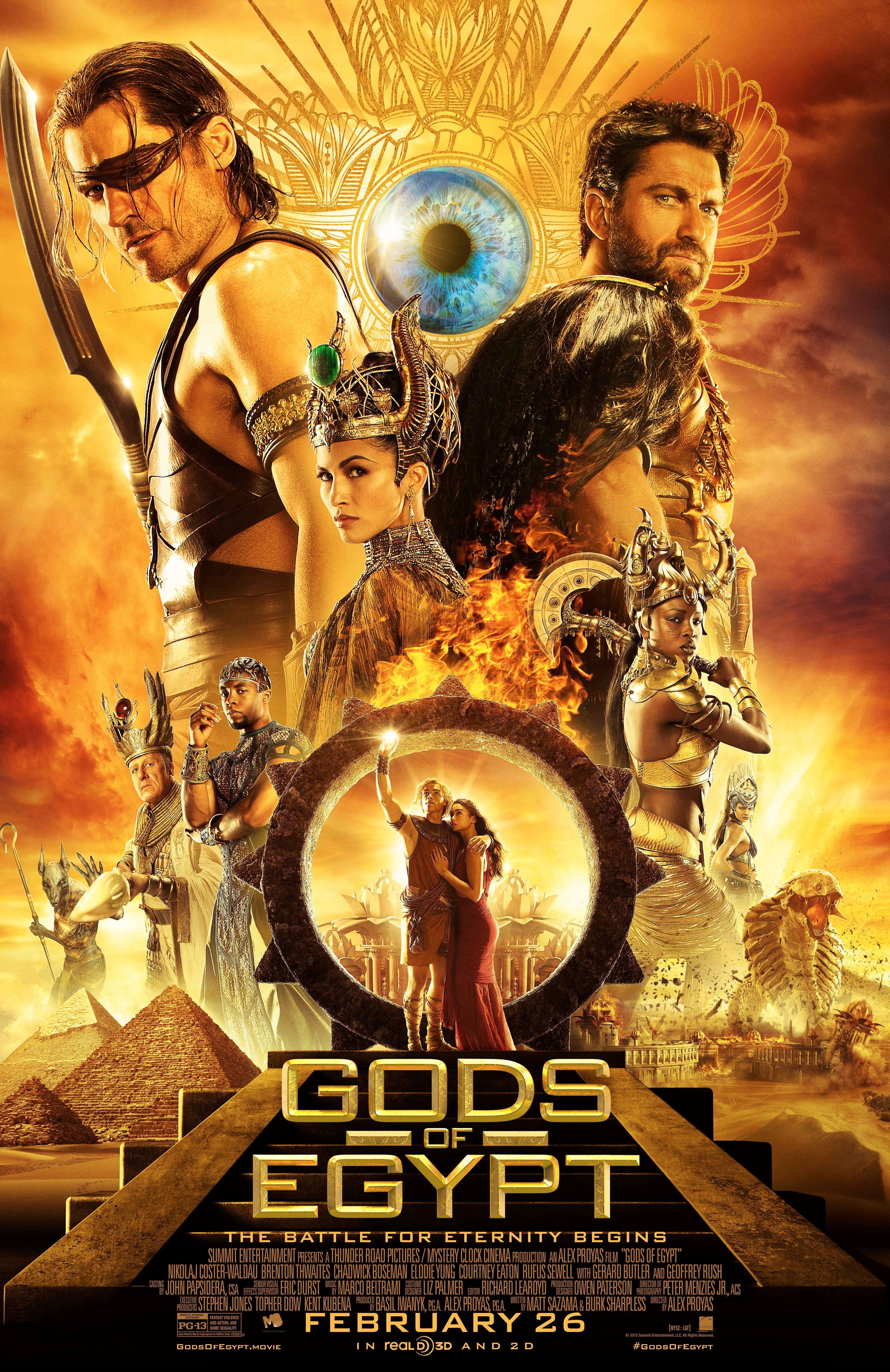 Gods Of