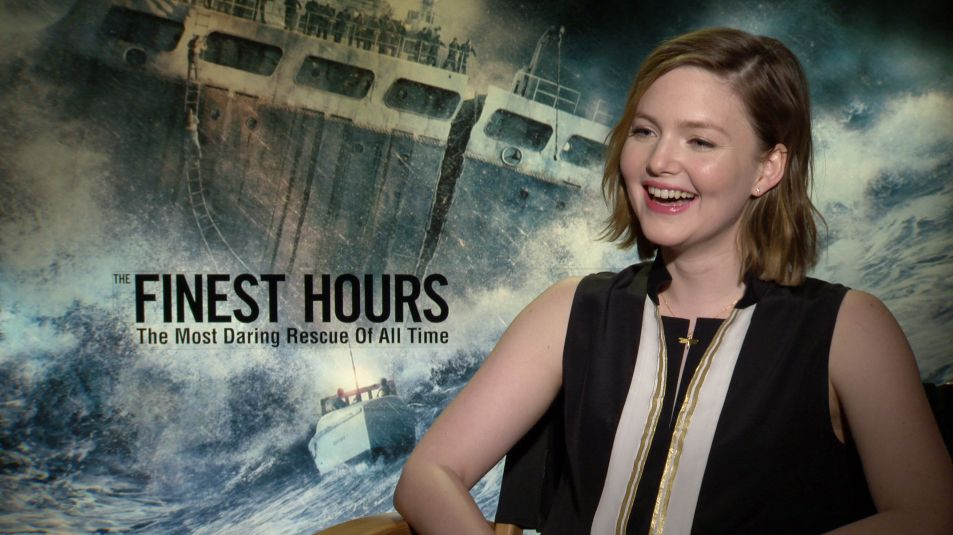 Holliday Grainger on 'The Finest Hours' and 'Tulip Fever ... Bradley Cooper