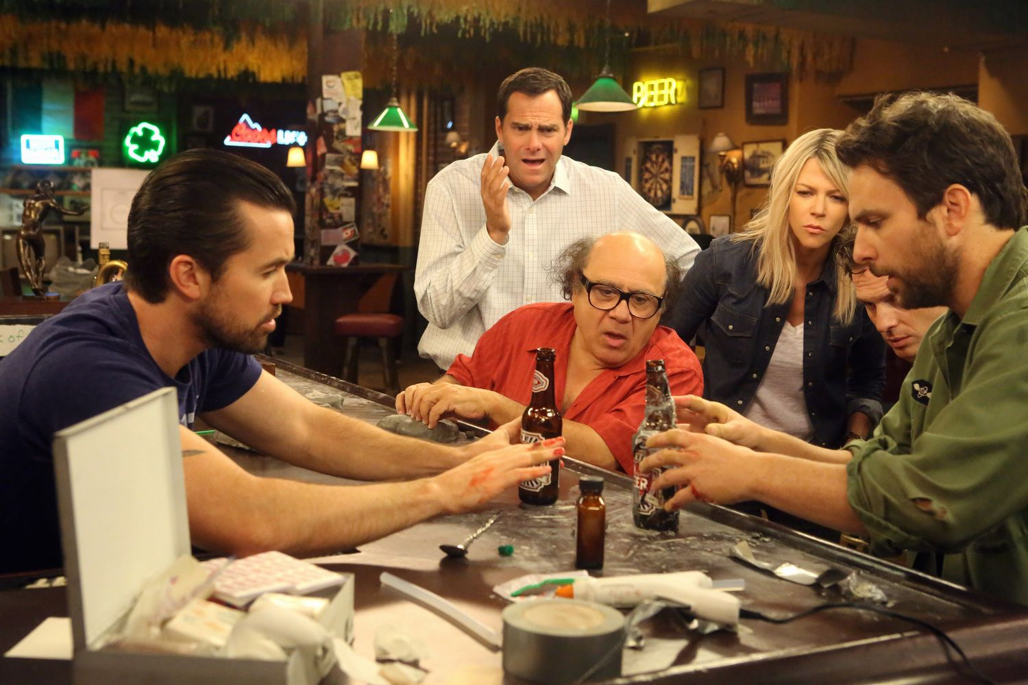 Always Sunny In Philadelphia Clips it's always sunny season 12 red band trailer gets nsfw
