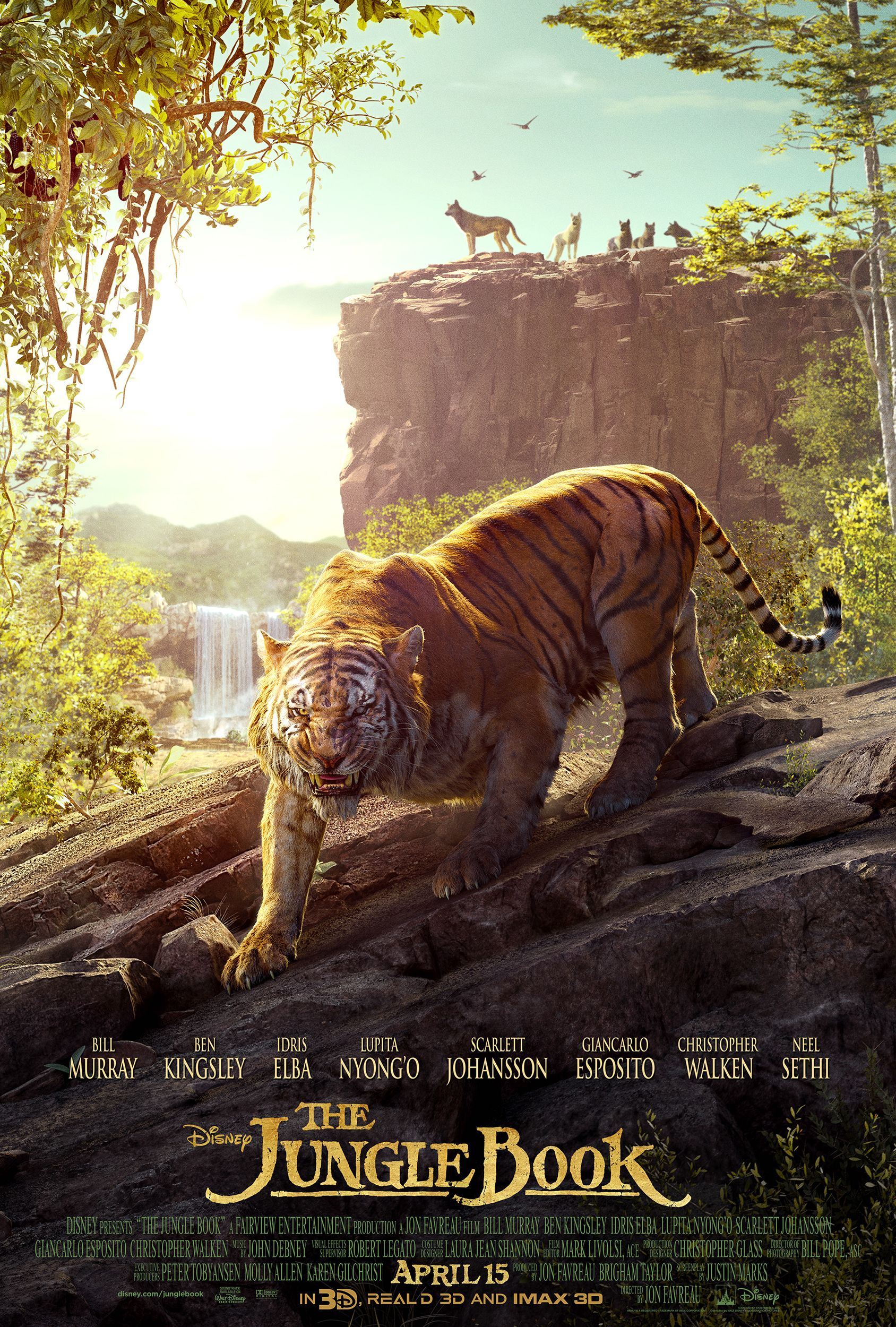 Jungle Book Photos