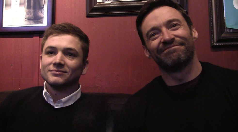 Kingsman The Secret Service Interview Taron Egerton: Kingsman 2 Is Going International, Says Taron Egerton
