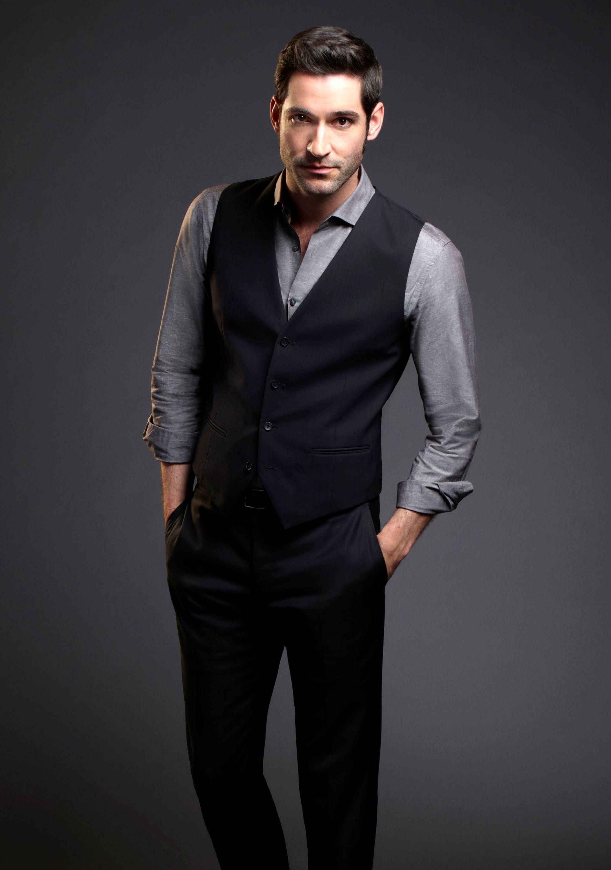 Lucifer TV Star Tom El...