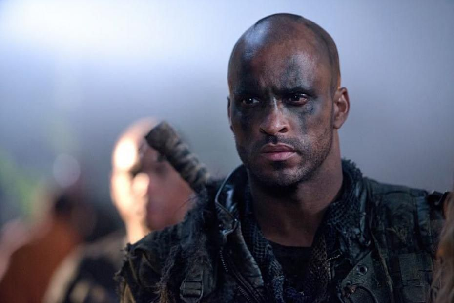 The 100: Ricky Whittle Calls Out Creator Jason Rothenberg   Collider