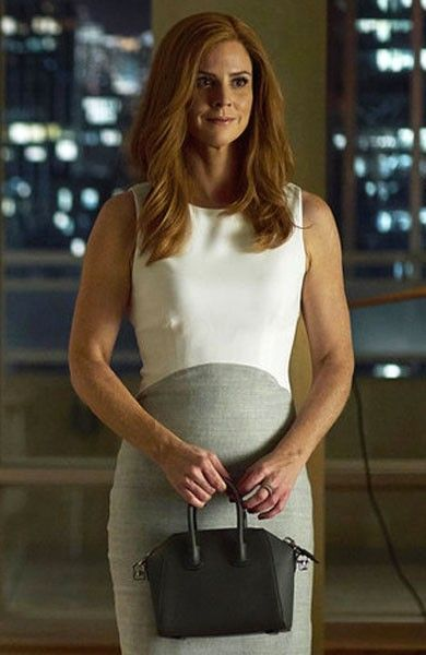 sarah rafferty biography