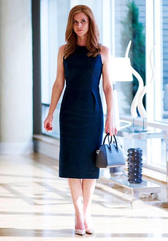 Sarah Rafferty On Suits Season 5 Donna S Relationships Collider