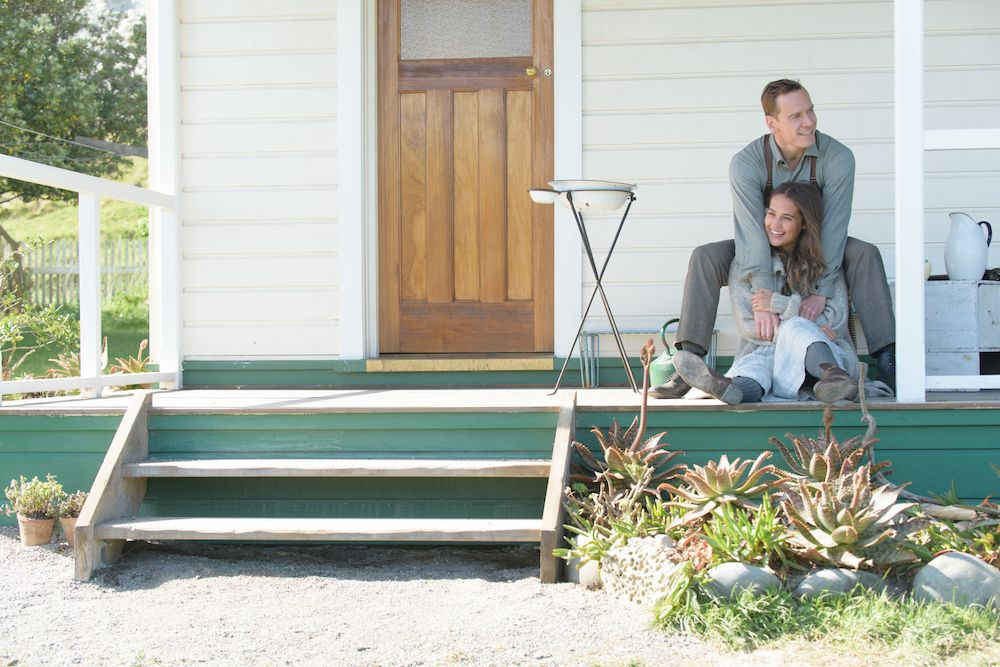 Risultati immagini per the light between oceans