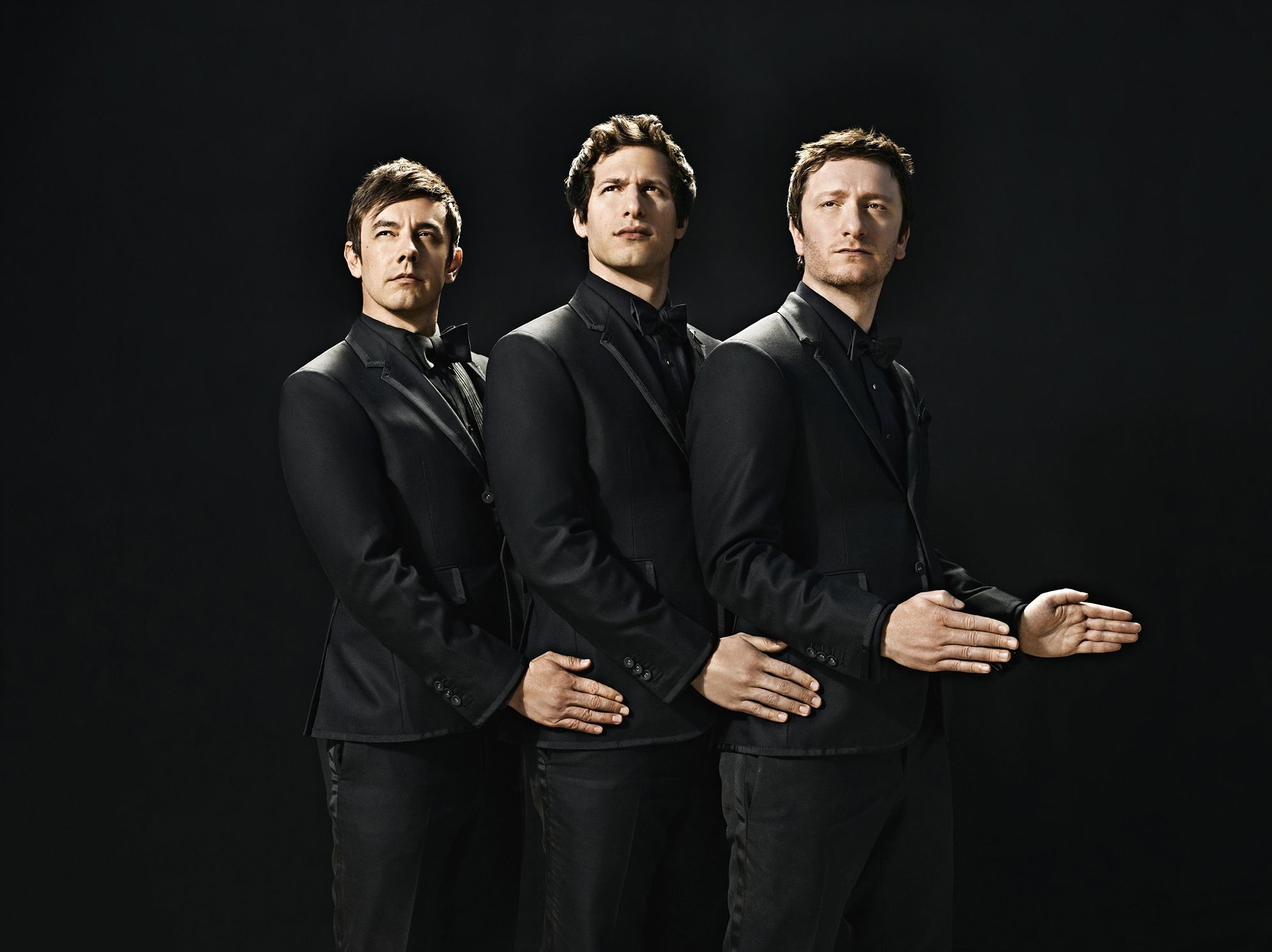 Andy Samberg On The Lonely Island Movie Conner4Real