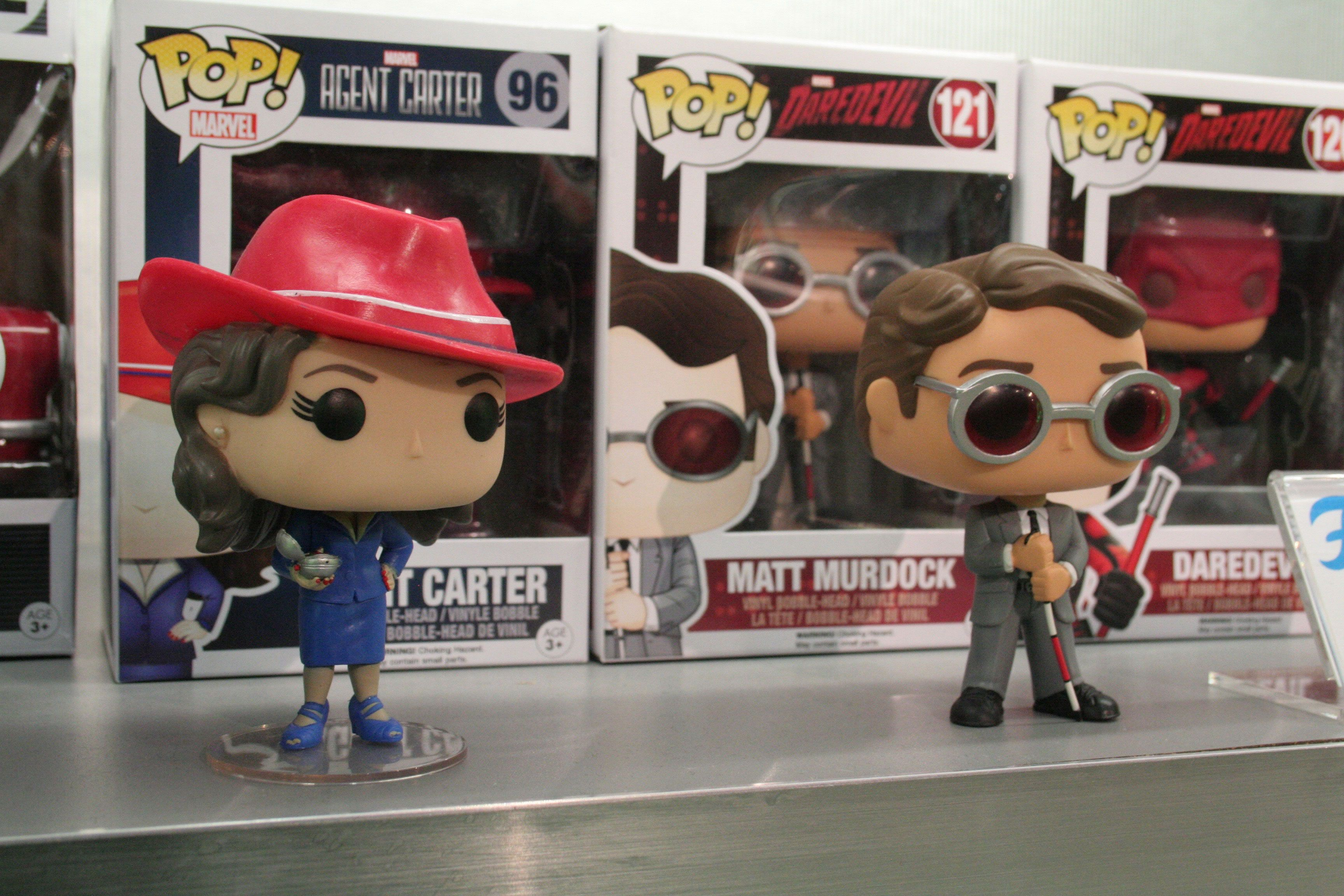 Agent Carter Toys : Star wars batman vs superman funko images from toy fair