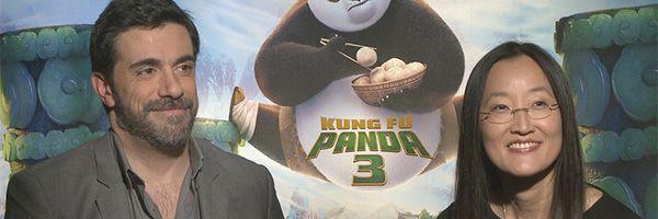 alessandro-carloni -jennifer-yuh-kung-fu-panda-3-interview-slice