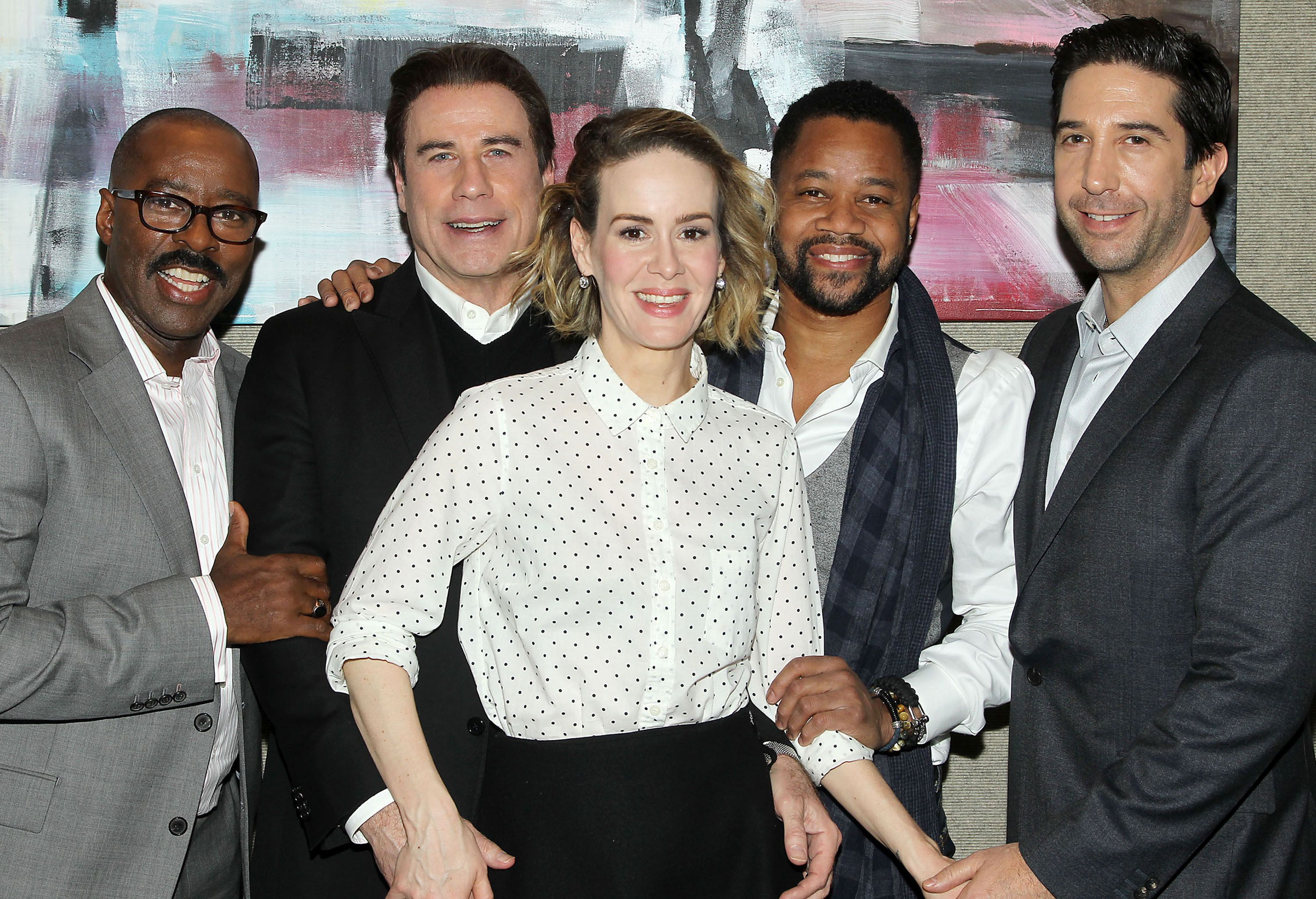 Sarah Paulson On American Crime Story Oj Simpson Collider