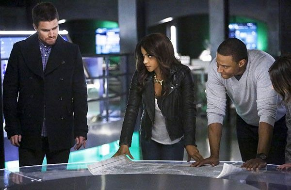 arrow-season-4-megalyn-echikunwoke-stephen-amell-david-ramsey