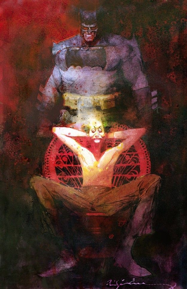missing batman artwork from bill sienkiewicz is worth