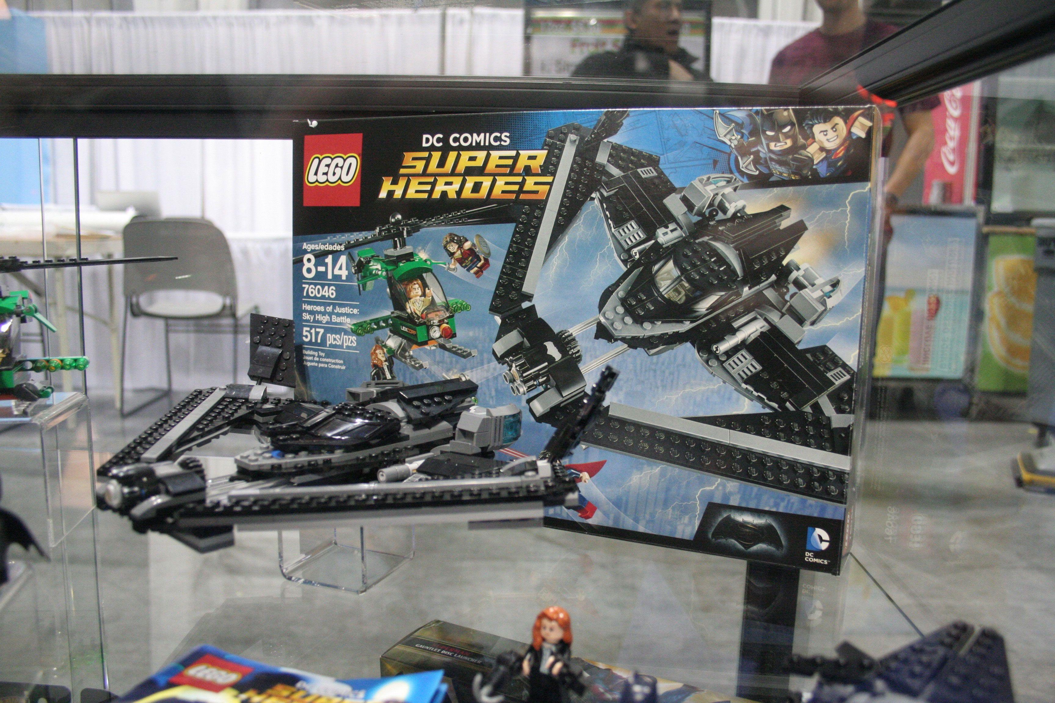 Batman vs Superman Toy Lines Unveiled at Toy Fair | Collider
