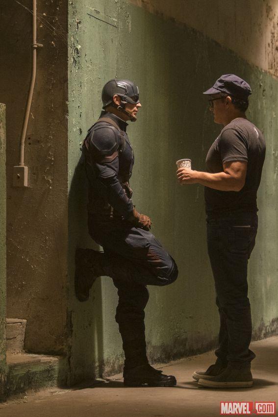 Captain America Civil War Images Highlight Team Iron Man