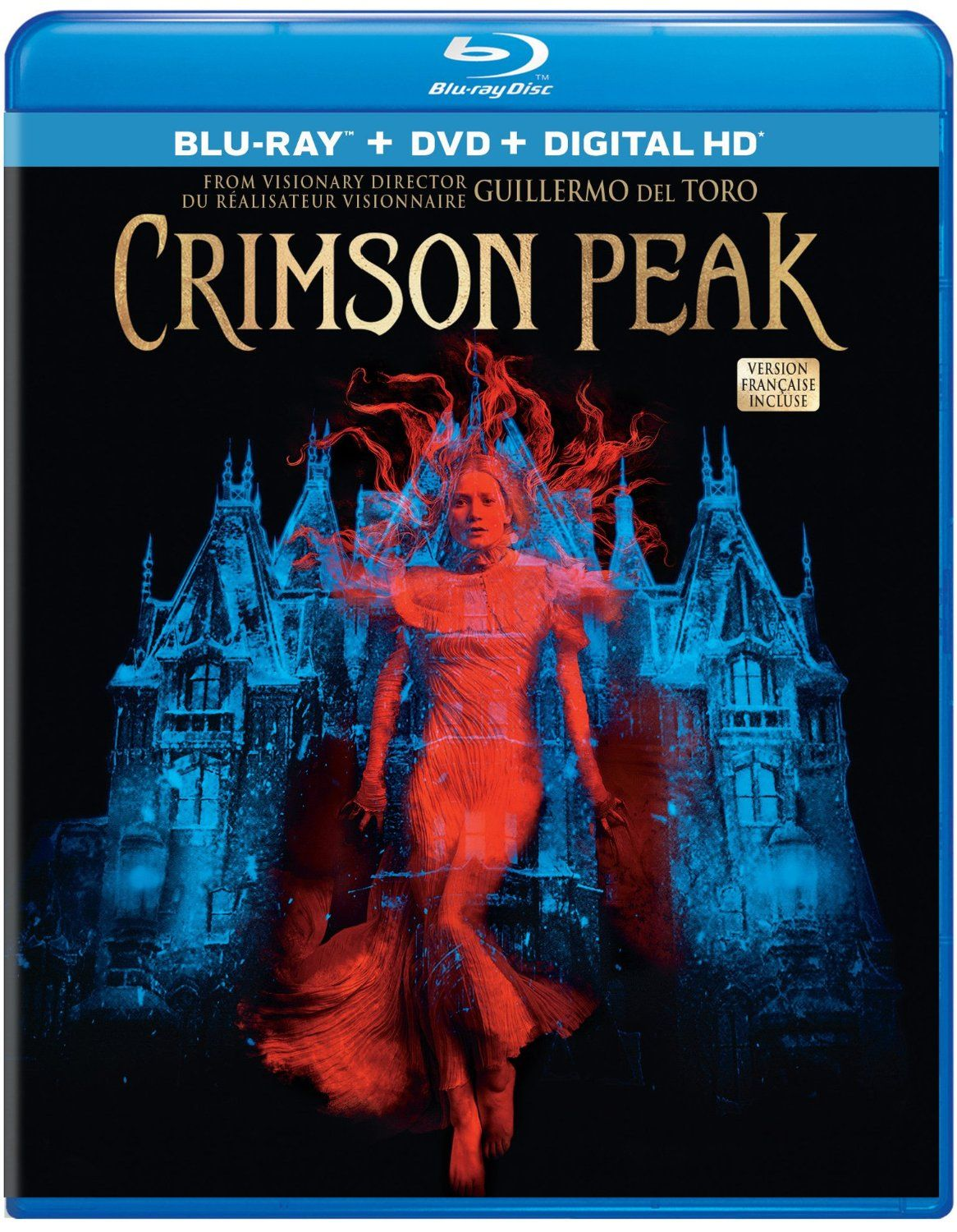 Crimson Peak Blu-Ray Review | Collider