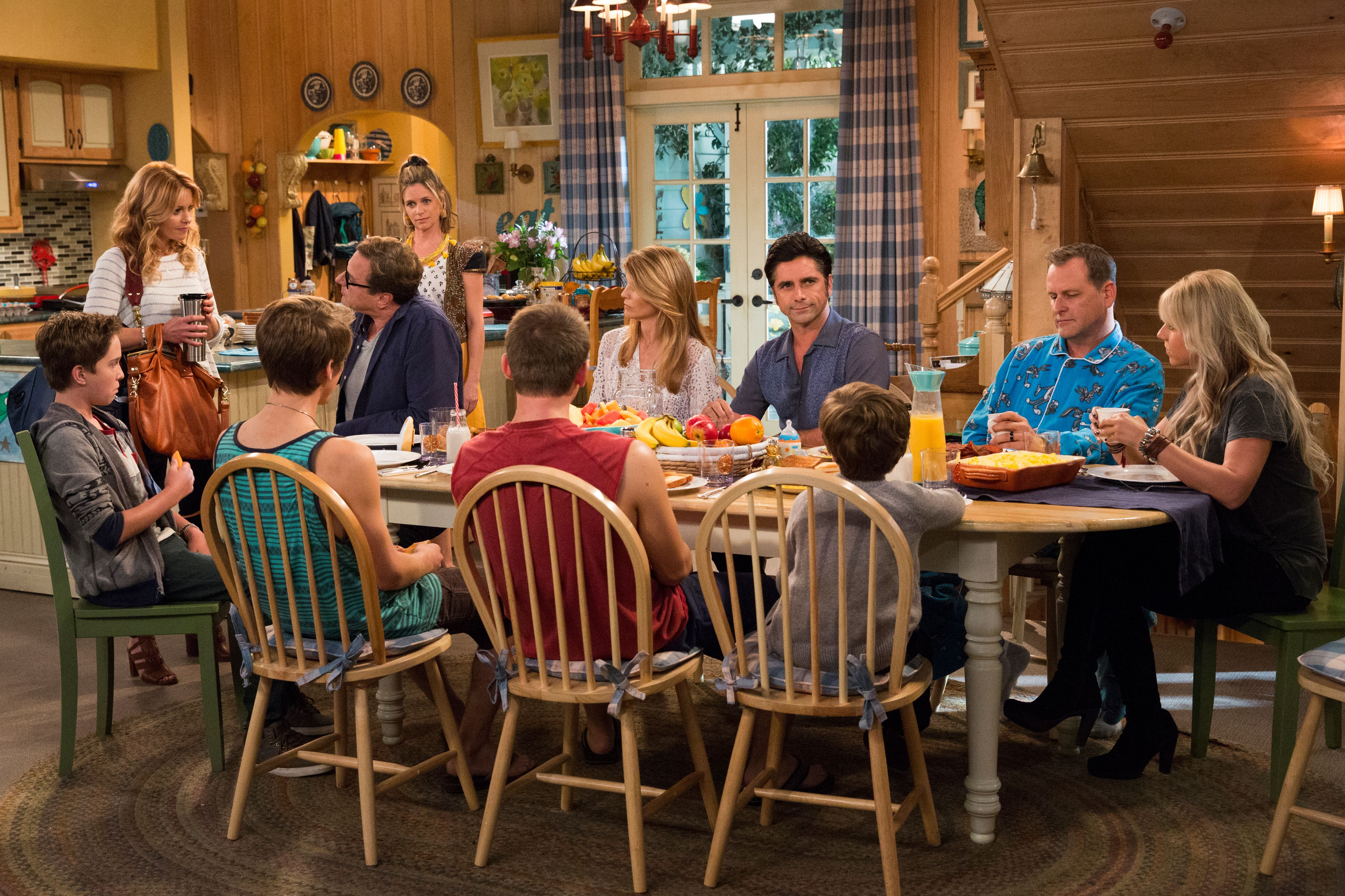 fuller house: 21 things to know about the netflix series | collider