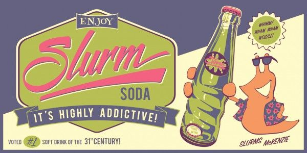 futurama-slurm-poster