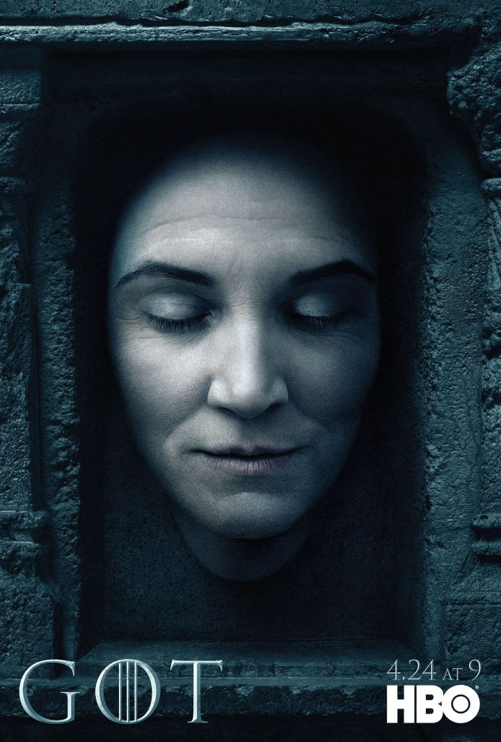 Game of Thrones Season 6 Posters Tease Character Deaths ...