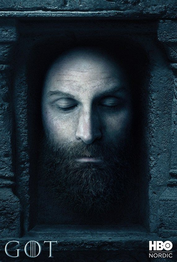 Galerry Game of Thrones Season 6 Character Posters Suggest Everyone Is