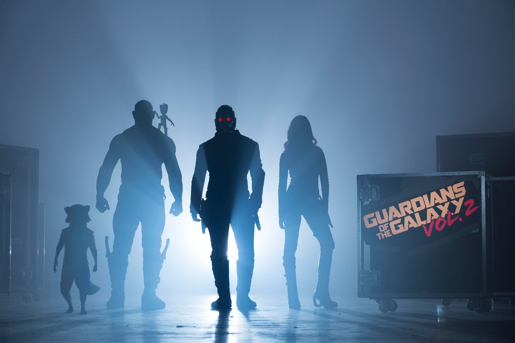 Guardians Of The Galaxy 2 Image Features Mantis Baby Groot