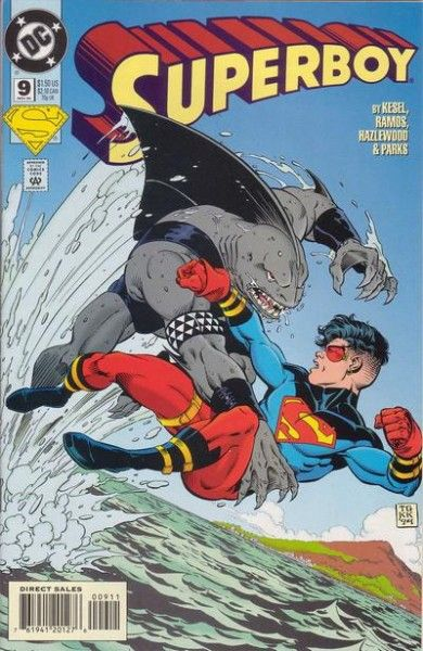 king-shark-comic-book