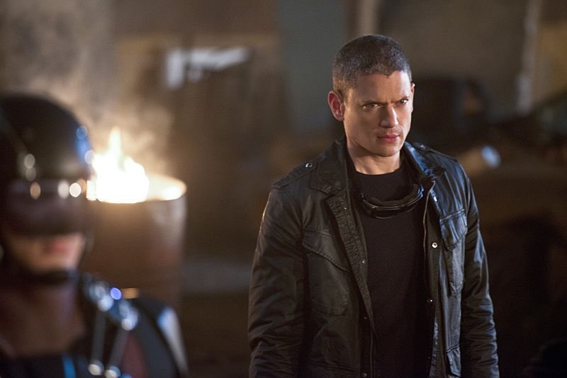 Wentworth Miller Exits Legends Of Tomorrow Collider