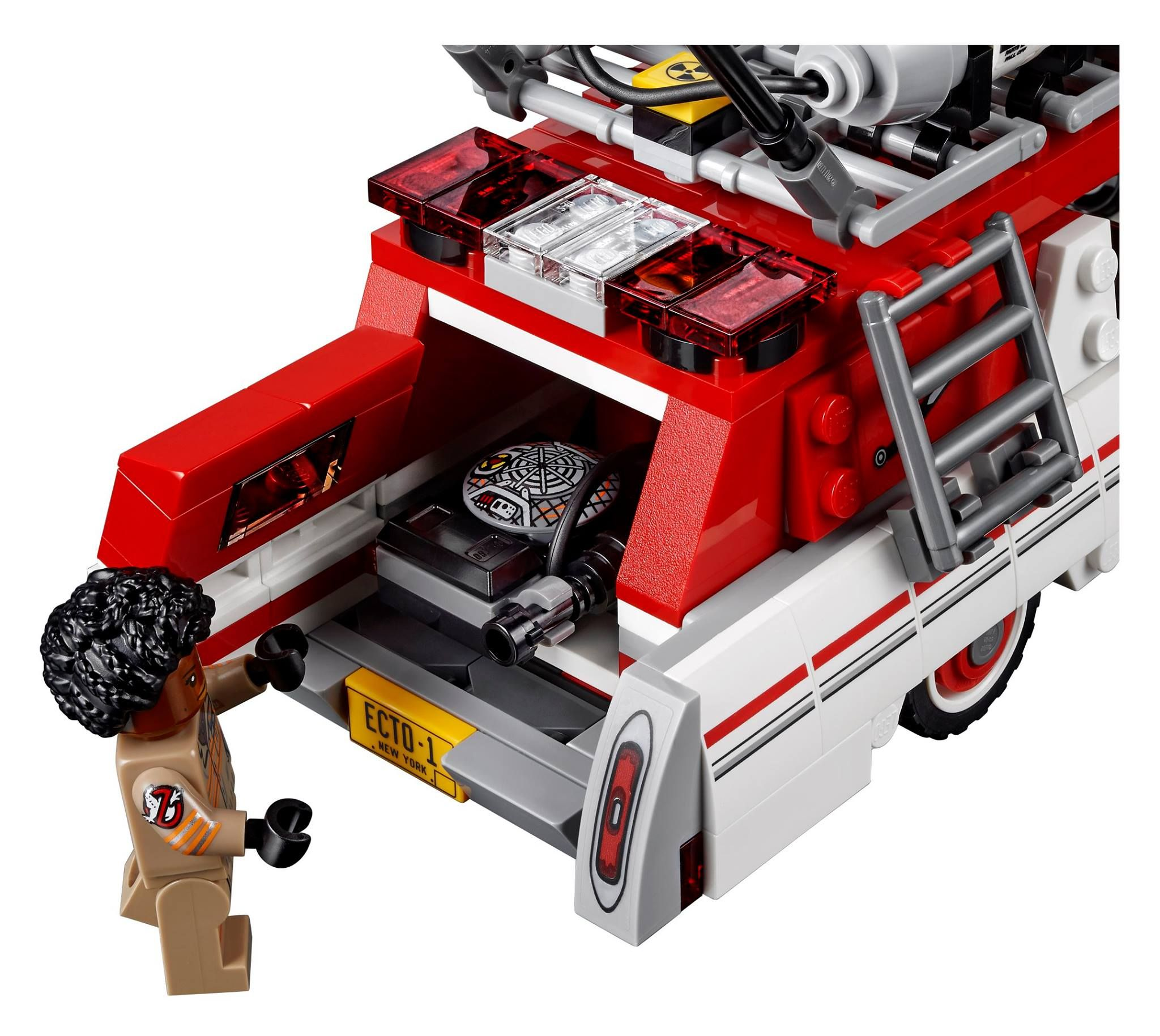 lego ghostbusters reboot images feature new ecto 1 2. Black Bedroom Furniture Sets. Home Design Ideas
