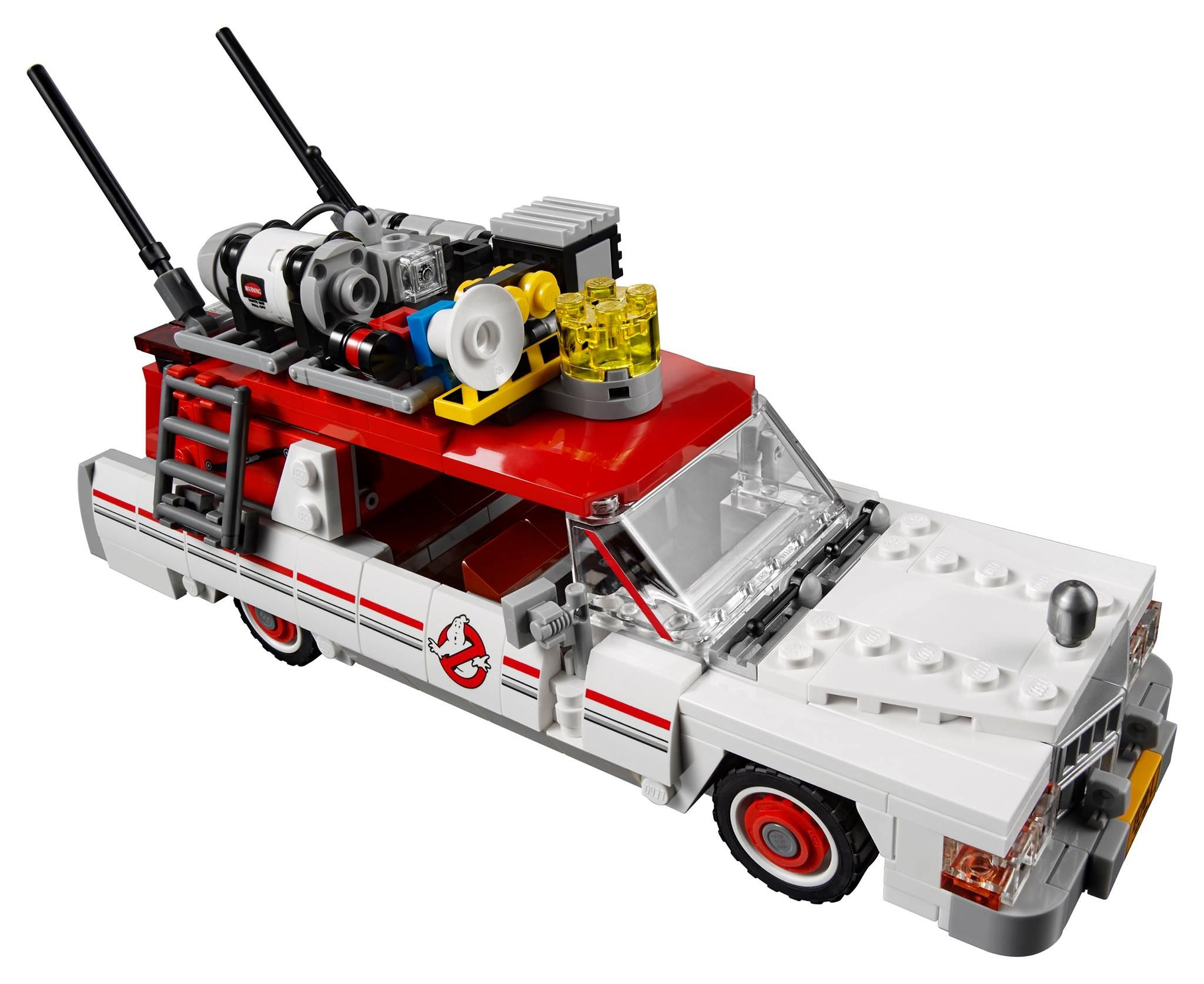 lego ghostbusters reboot images feature new ecto 1 2 collider. Black Bedroom Furniture Sets. Home Design Ideas