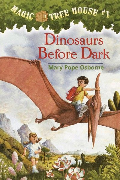 magic tree house book 400x600 - 'Magic Tree House' Book Series Is Becoming A Live-Action Movie