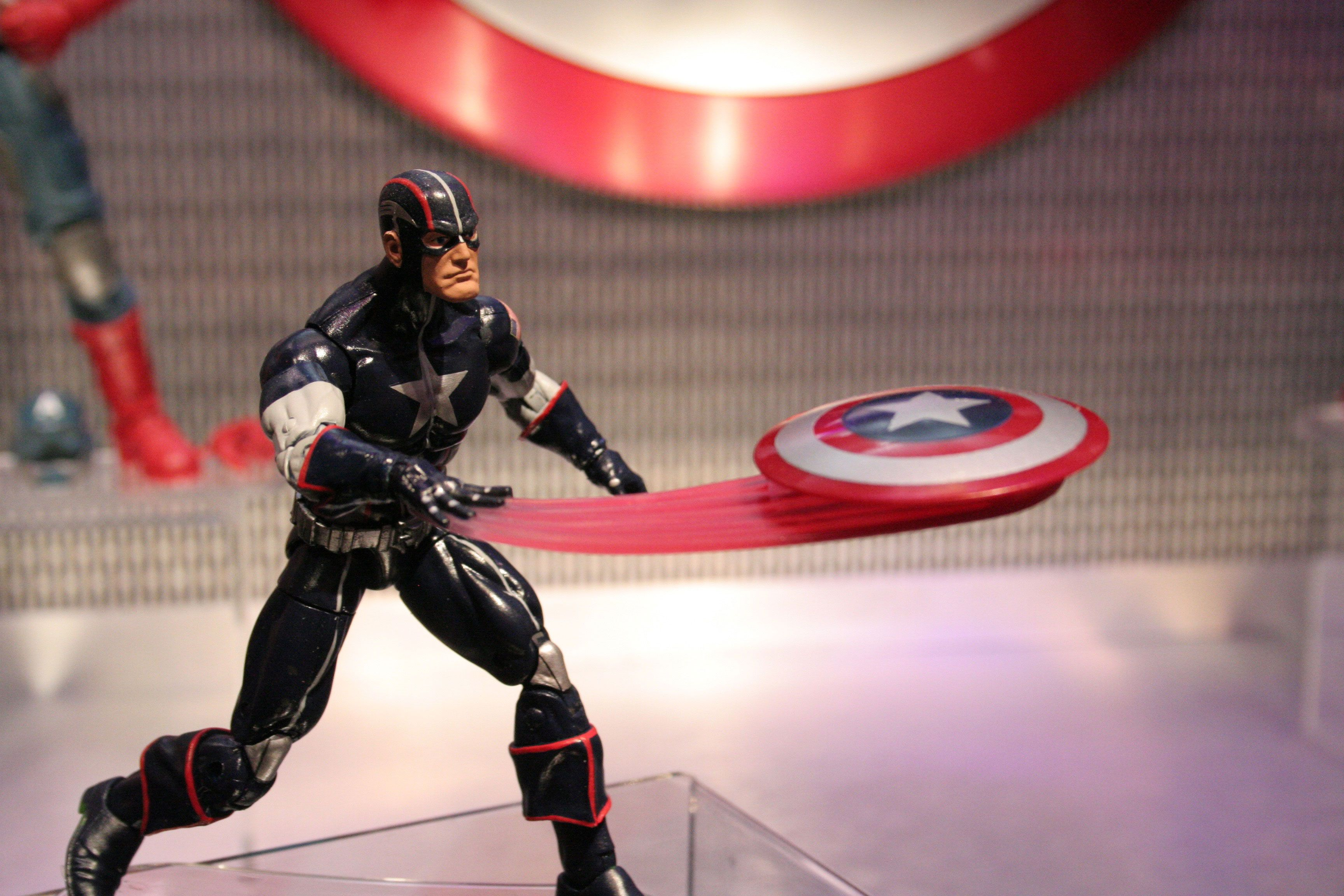captain america civil war hasbro images from toy fair 2016 collider. Black Bedroom Furniture Sets. Home Design Ideas