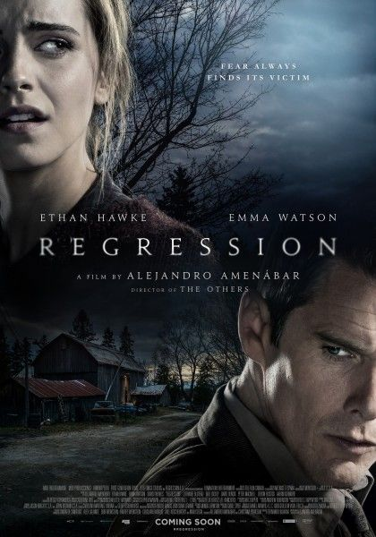regression-poster