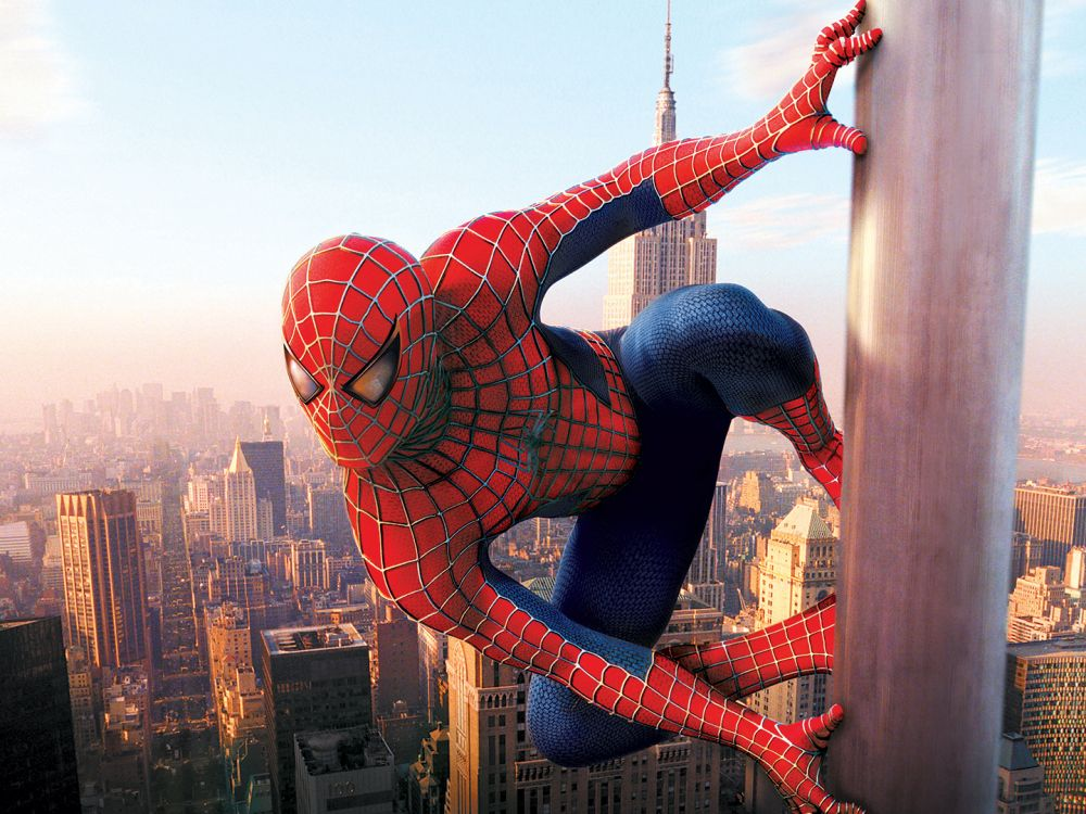 SpiderMan  Marvel Cinematic Universe Wiki  FANDOM