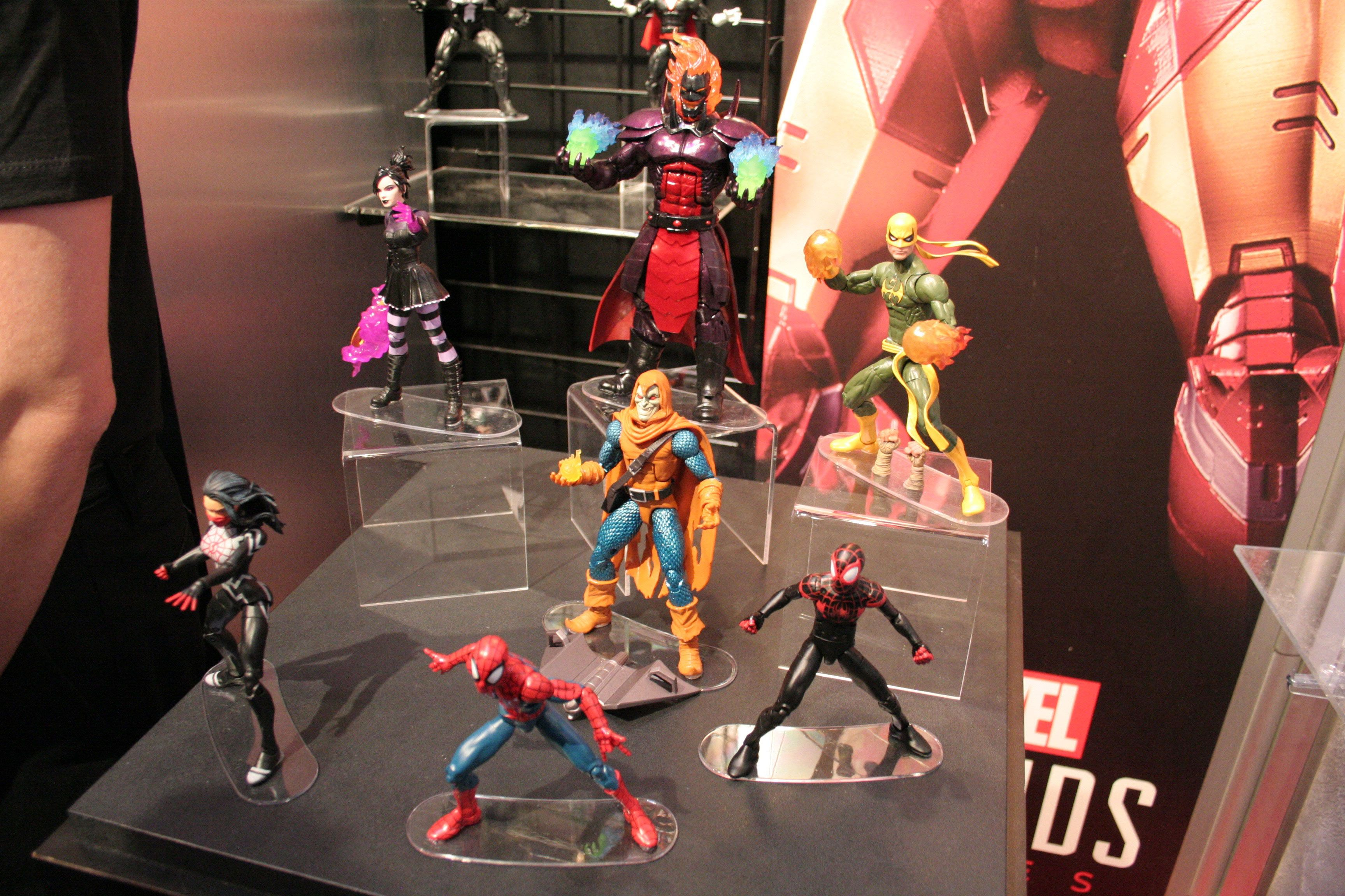 Captain America Civil War Hasbro from Toy Fair 2016