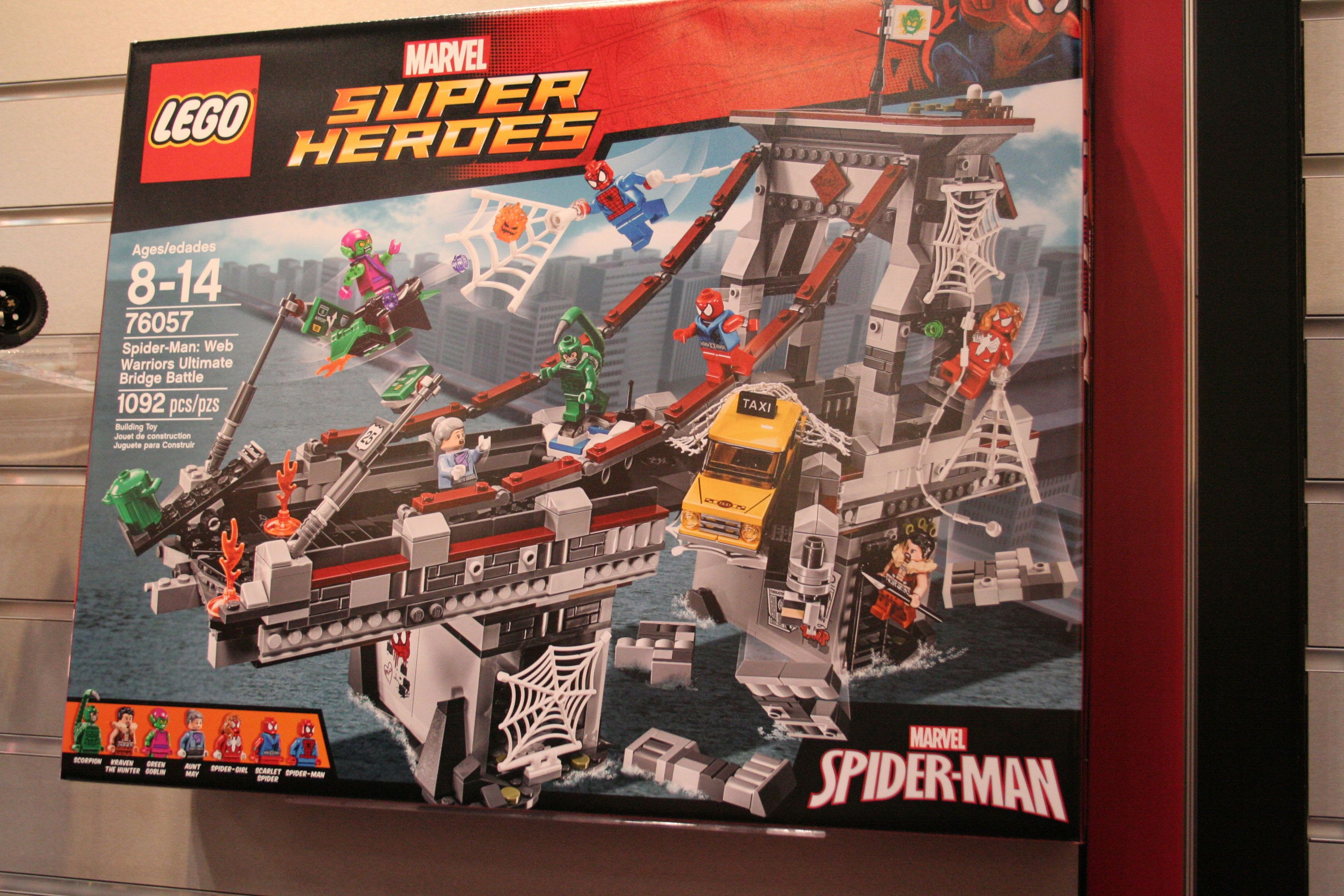 lego spider man 3 sets - photo #42