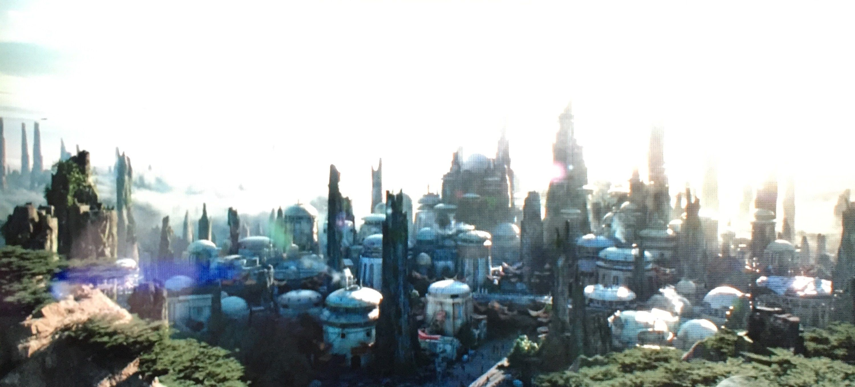 New Star Wars Land Concept Art Reveals Disney Theme Park