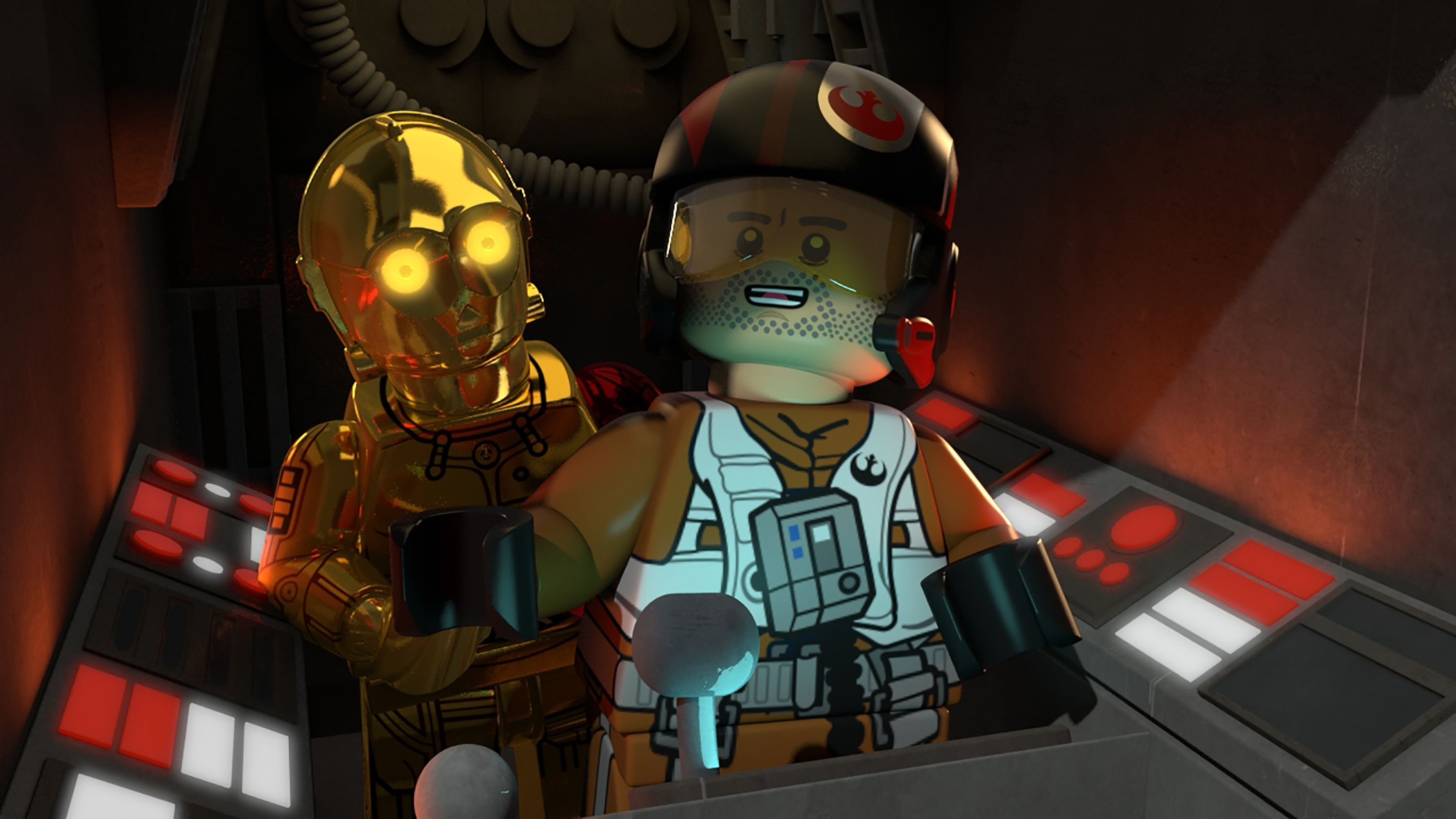 lego star wars the resistance rises   watch the first clip collider