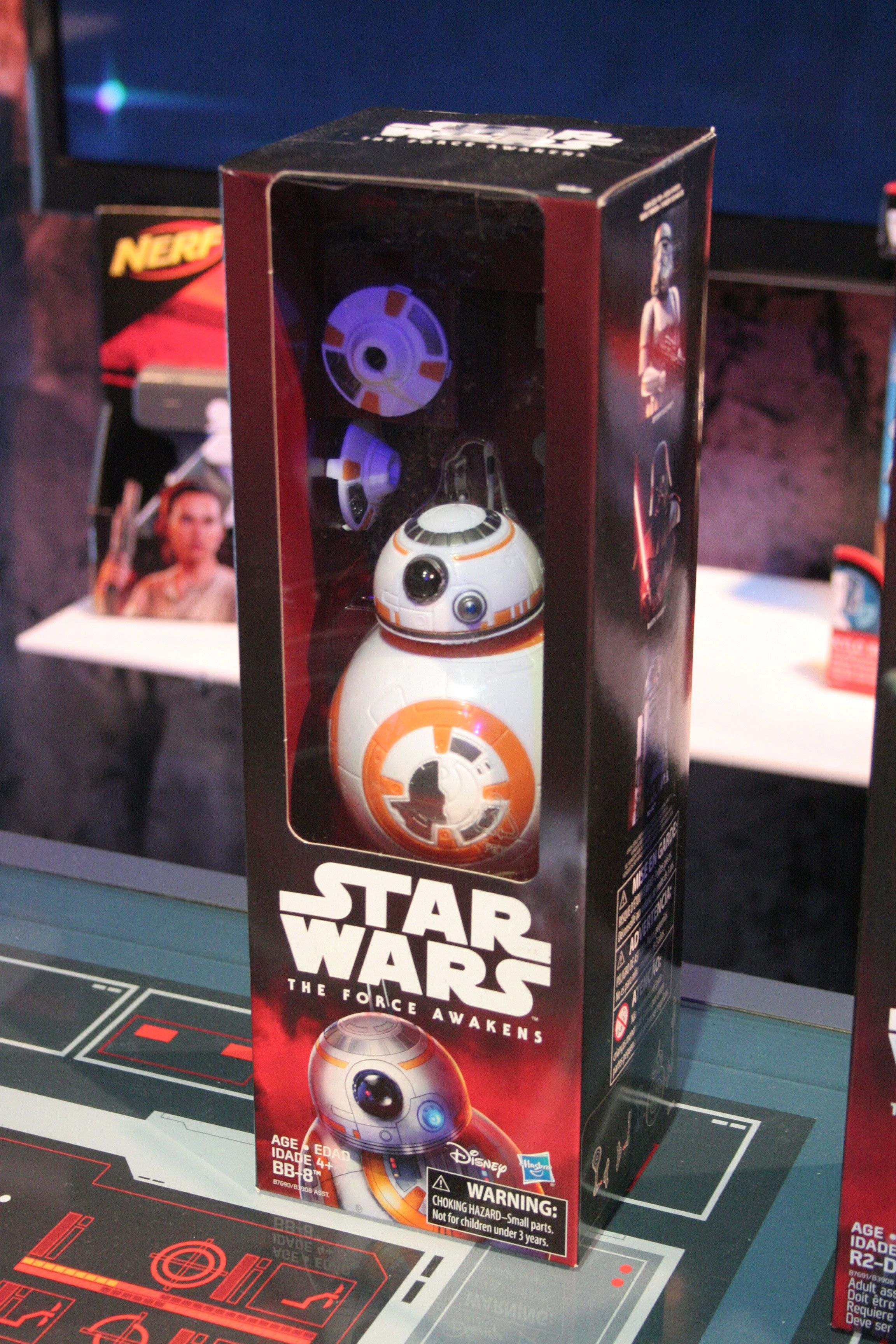 Star Wars Toys Hasbro : Star wars hasbro images from toy fair collider