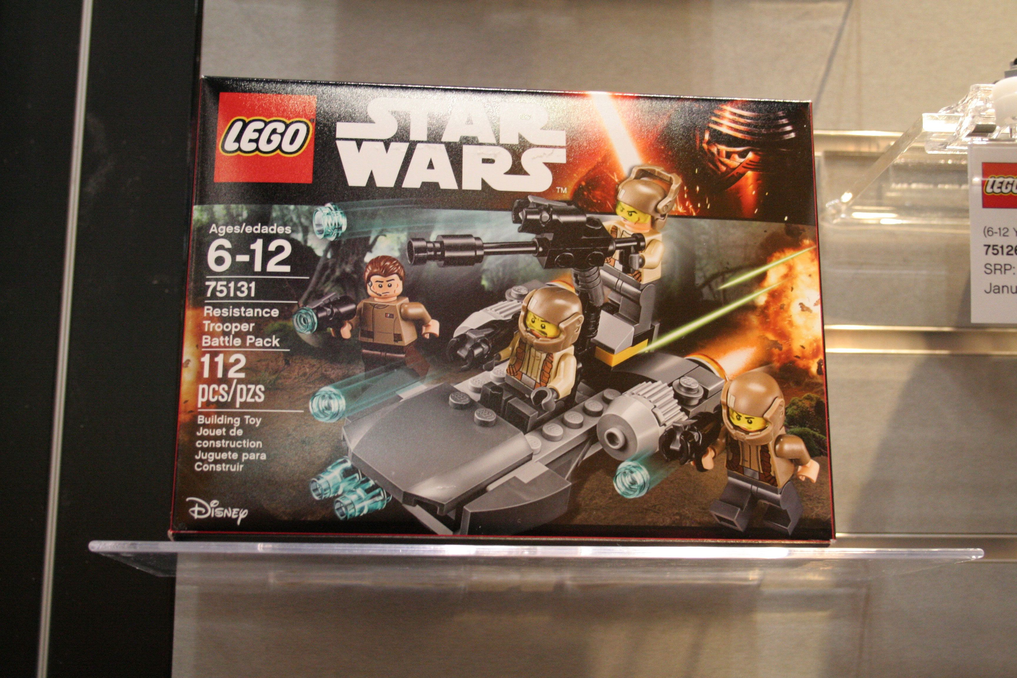 star wars the force awakens lego sets unveiled at toy