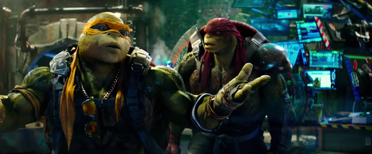 Ninja Turtles 2 Images Reveal Krang, Technodrome, and More ...